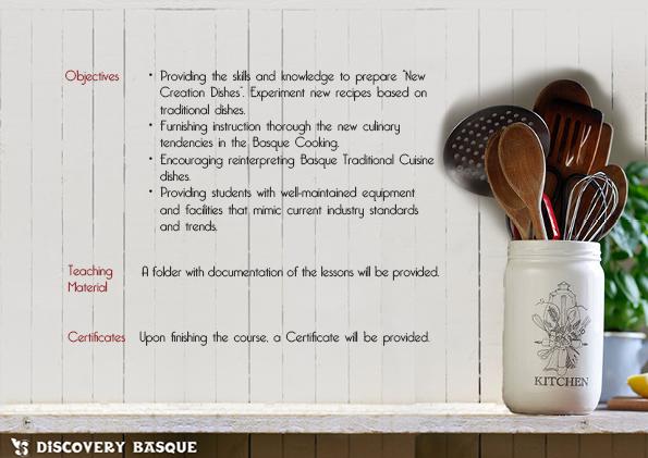 Traditional Basque cooking course at Basque Country San Sebastian_Discovery Basque english3