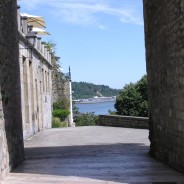 Hondarribia… the old walled town with bright colors